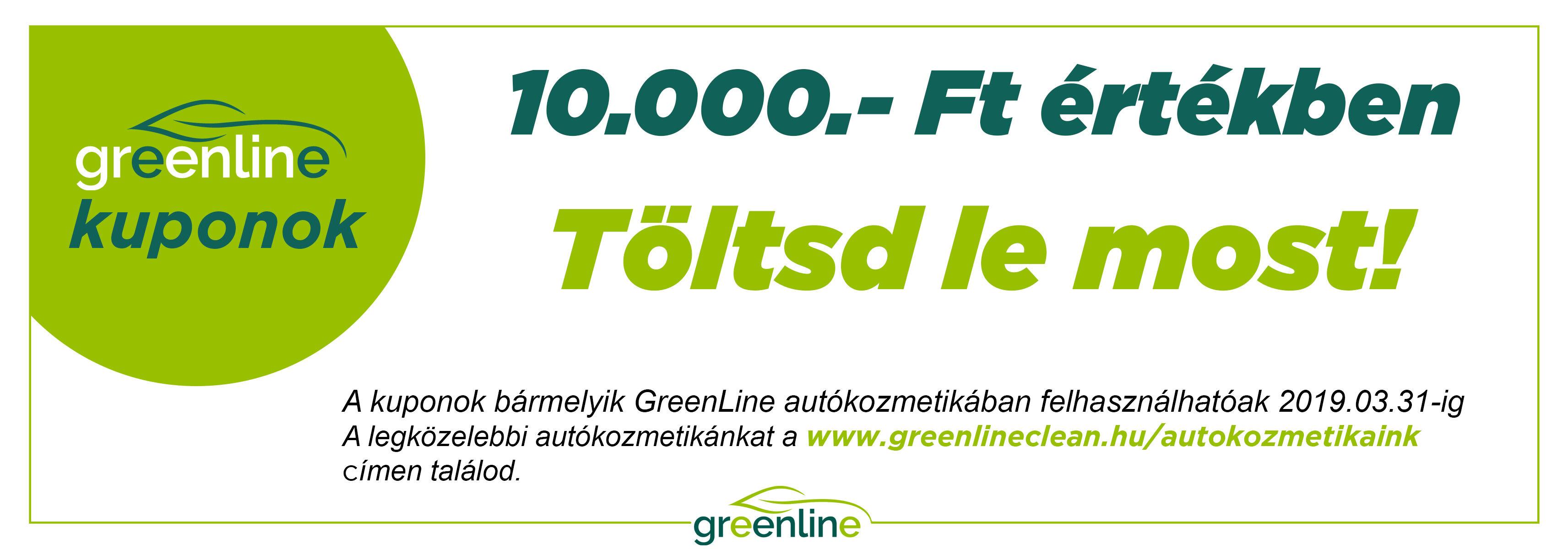 10000Ft-os kupon