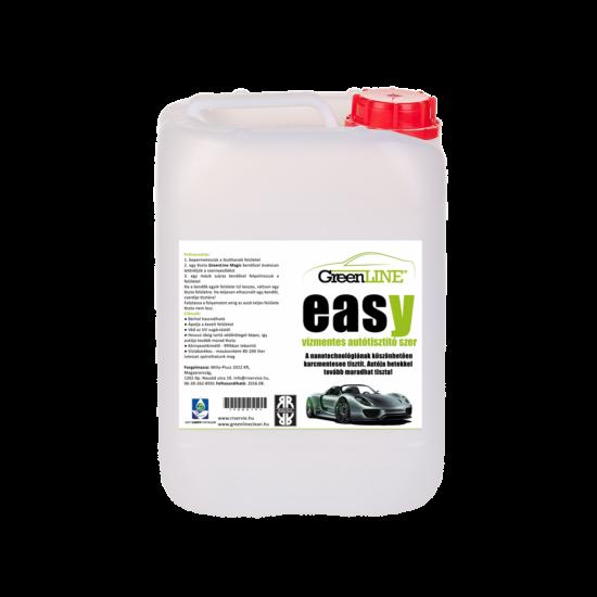 Green Line Easy Vízmentes autómosó szer + Wax, 5 l koncentrátum