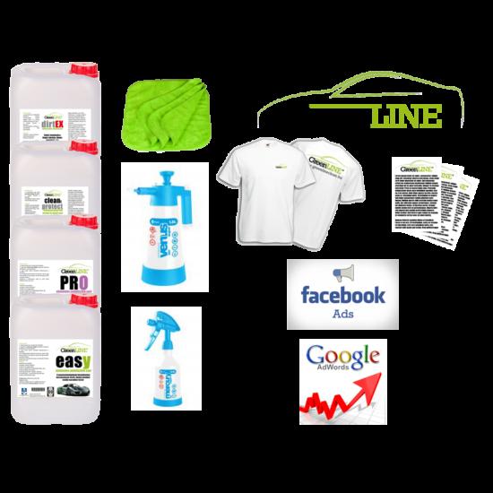 GreenLine Business Start csomag - akár 800 autóra