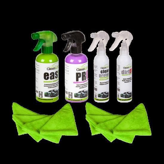 GreenLine mintacsomag