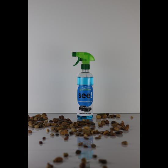 Green Line SEE prémium szélvédőtisztítószer, 500 ml